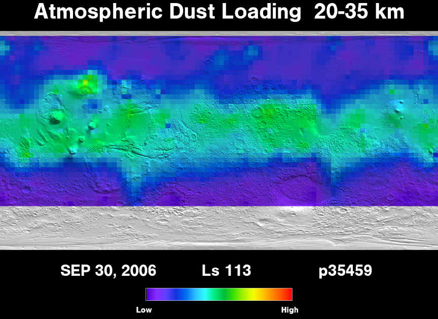a report on the mars global surveyor and the thermal emission spectometer A radiative transfer simulation and retrieval technique (rrt) is described that will be applied to derive atmospheric and surface properties of mars from measured infrared signatures recorded by the planetary fourier spectrometer (pfs) onboard the mars express mission in 2003.